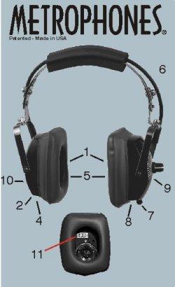 Func HS 260 Hodetelefoner erfaringer & anmeldelser